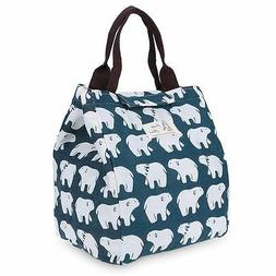 1x Insulation Lunch Bag Picnic Camp Lunch Box Container Bags