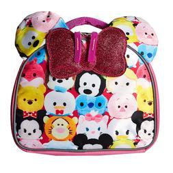 Disney Tsum Tsum Girls Soft Lunch Box/ Lunch Bag