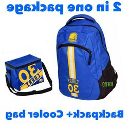 NBA Golden State Warriors Stephen Curry#30 Backpack
