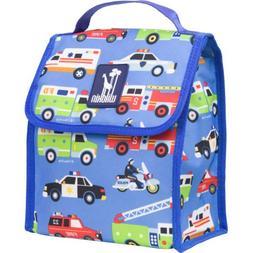 Wildkin Munch 'n Lunch Bag - Olive Kids Heroes