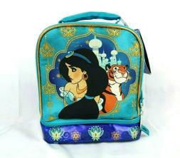 Disney Aladdin Lunch Bag Princess Jasmine and Rajah Dual Com