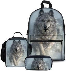 FOR U DESIGNS Backpack Junior Boys Girls Middle School Bags