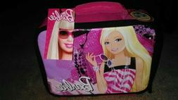 Barbie Insulated Lunch Kit/Bag w/ Water Bottle * Brand New w
