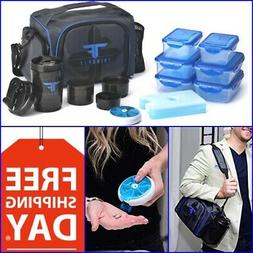 Best Lunch Bag Box Cup Storage Bento Food Container Bottle S
