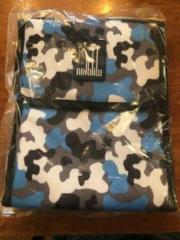 Wildkin Blue Camo Munch n Lunch Bag