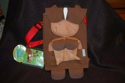 Brand New Snack Sac HORSE by Stephen Joseph NWT Lunch bag to