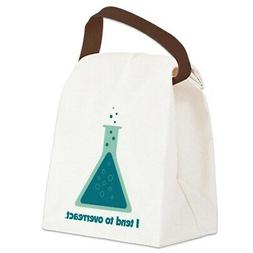 CafePress Canvas Lunch Bag with Strap Handle