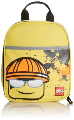 LEGO City Minifigure Vertical Lunch, Yellow, One Size