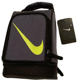 Nike Contrast Insulated Tote Lunch Bag Thermal Box Fuel Magn