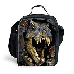 Coloranimal Cool 3D Animal Dinosaur Pattern Kids Insulated L
