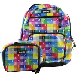 Fortnite Dancing Amplify School Backpack Book Bag & Lunch Bo