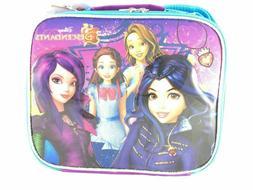 Disney Descendants Family Cartoon Insulated Lunch Bag for Gi