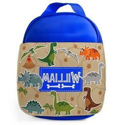 Dinosaur Lunch Bag T TREX School Childrens Boys Insulated Pe