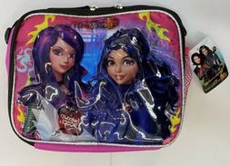 Disney Descendants Soft Lunch Kit  Insulated Lunch Bag