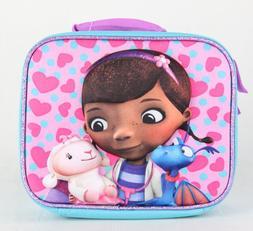 Disney DOC Mcstuffins 3D Pop-up Insulated Lunch Bag