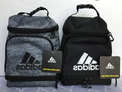 Adidas Excel Insulated Lunch Bag Gray or Black