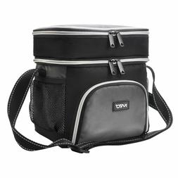 Kato Extra Large Lunch Bag for Men Women Insulated Adult Reu