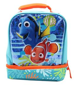 Disney Finding Nemo Lunch Box Double Compartment Dory Lunchb