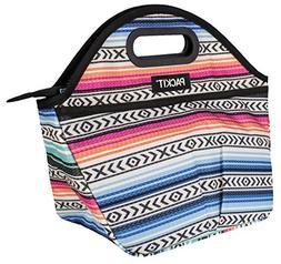 PackIt Freezable Traveler Lunch Bag, Fiesta