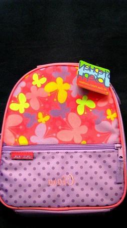 "Girls STEPHEN JOSEPH NAME ""CLARA""  Lunch Bag Lunch Box  Tote"