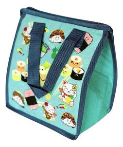 Hawaiian Themed Reusable Insulated Eco Lunch Bag