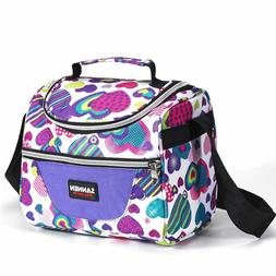 Insulated Lunch Bag Sanne Adult Lunch Box For Work Men/Women