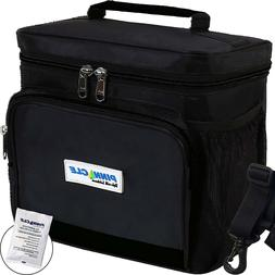 INSULATED LUNCH BAG For Work Cooler Bag for Men Women Lunch