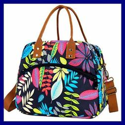 Insulated Lunch Bags For Women Men Reusable Tote Bag Cooler