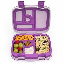 Kids Bento Lunch Box Set in Blue w/Dinosaur Design Lunch Bag