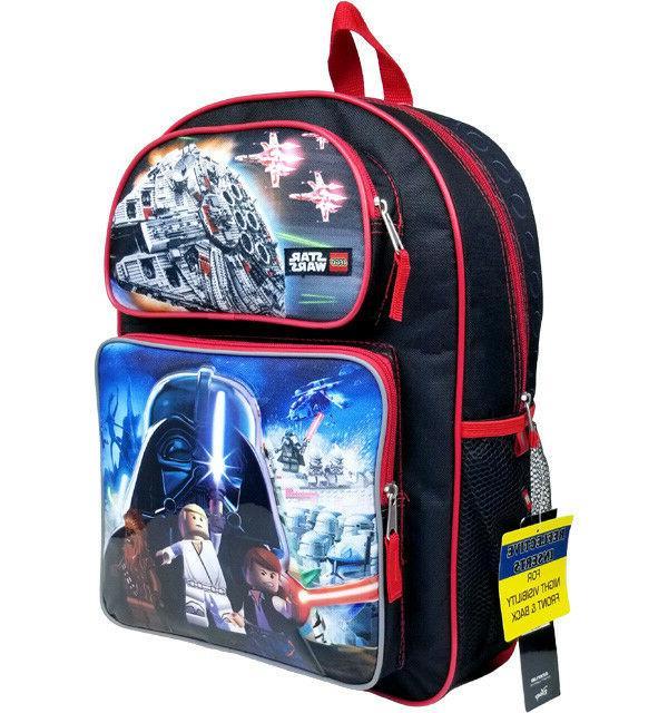 2018 Lego Wars School or Lunch Bag