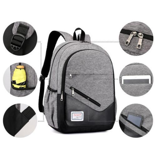 3Pcs Backpack for Boys Teens Bookbag Bag