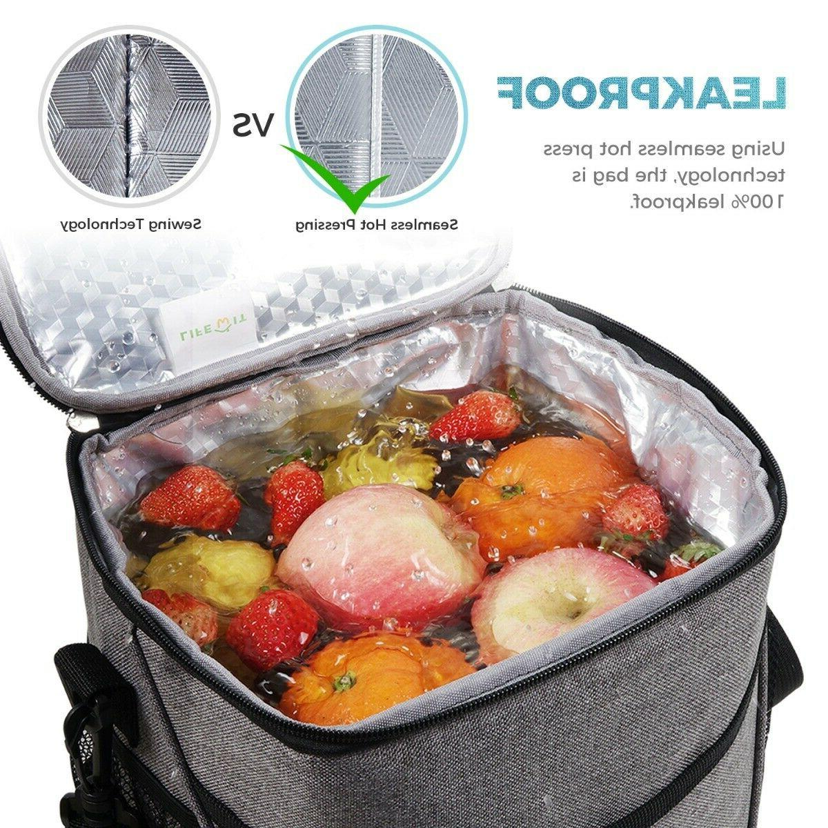 9L Insulated Lunch For Cooler