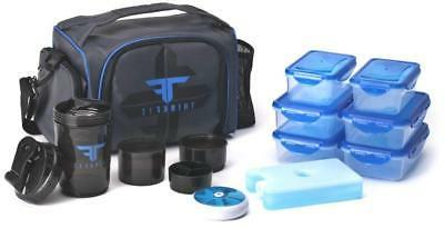 Cup Storage Bento Container Bottle Shake Gym Bag