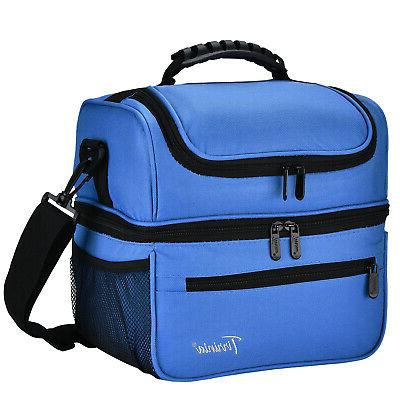 large adult insulated lunch bag totes cooler