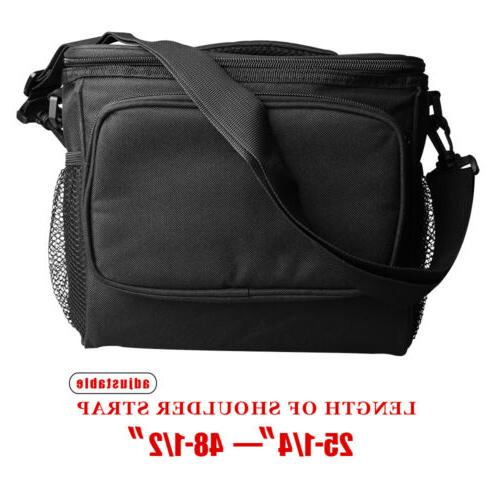 Food Lunch Box Insulated Lunch Bag Women Adults Tote