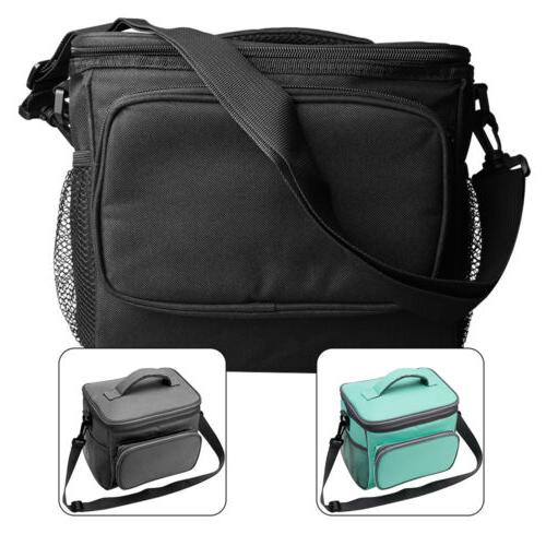 food lunch box thermos insulated lunch bag
