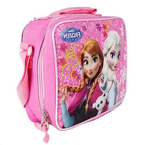 Disney Descendants Soft Dual Compartment Lunch Box manufacturer