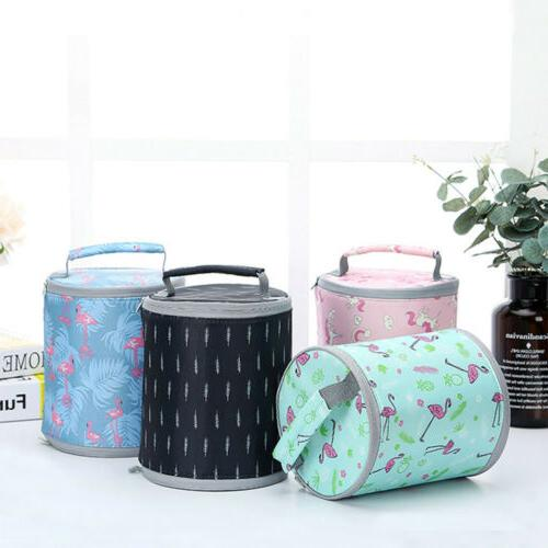Insulated Lunch Bag Adult Large Box For Work Office School Women Kids