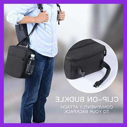 Insulated Lunch Bag Boxes Tote Teen Office Meal