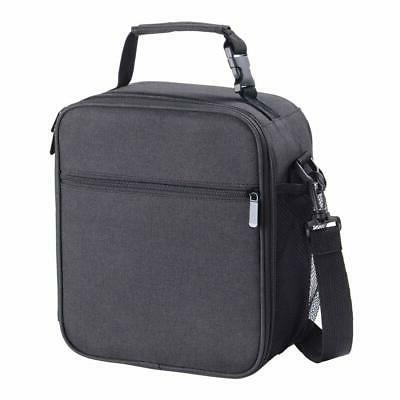 insulated lunch bag boxes tote for men
