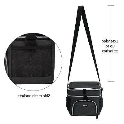 Insulated Bag Dual Cooler Tote