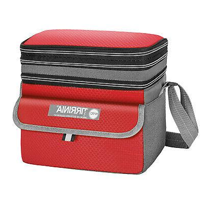 Minimalist Insulated Tote, Leakproof Expandable Lunch