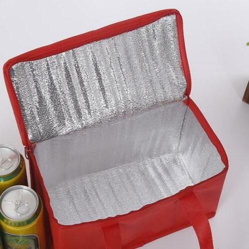 Insulated Thermal Bento Cooler Tote for