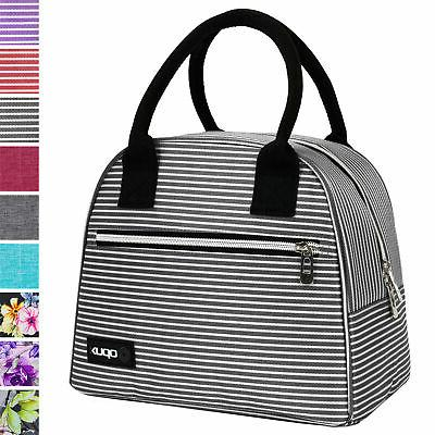 insulated lunch bag purse thermal bento cooler