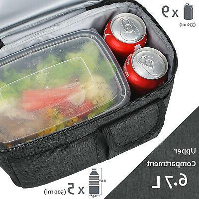 Insulated Bag Totes Cooler Container Leakproof Thermal