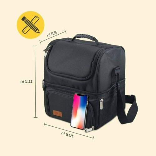 SABLE Insulated Totes Lunch Bag Men