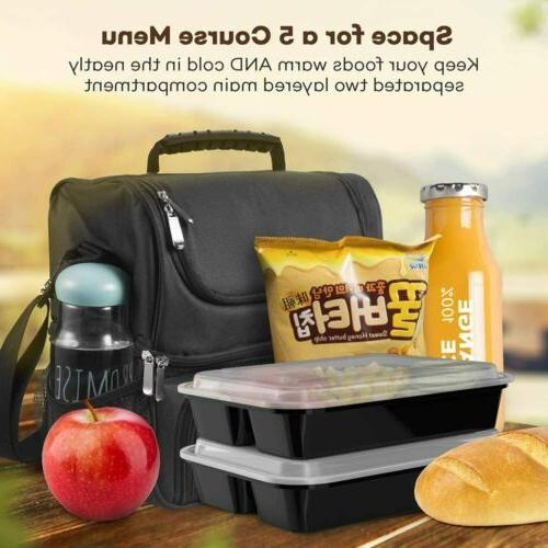 SABLE Insulated Lunch Totes Lunch Box Men