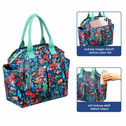 insulated lunch bag totes cooler large bento