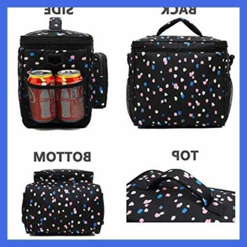 Insulated Bag Adult LARGE For Adjustable Should