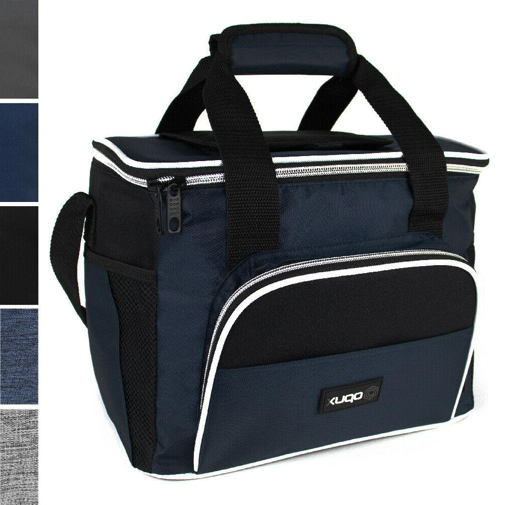 Large Soft Cooler for Men Women Reusable Lunch Box NEW